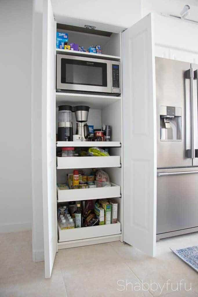 How To Organize Your Kitchen Efficiently Shabbyfufu Com