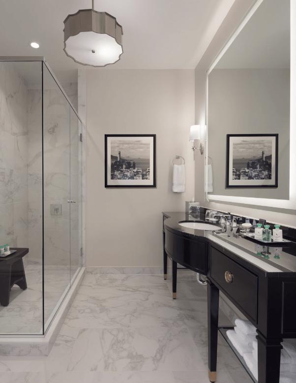 Budget Bathroom Ideas Luxury Hotel Look Shabbyfufu Com