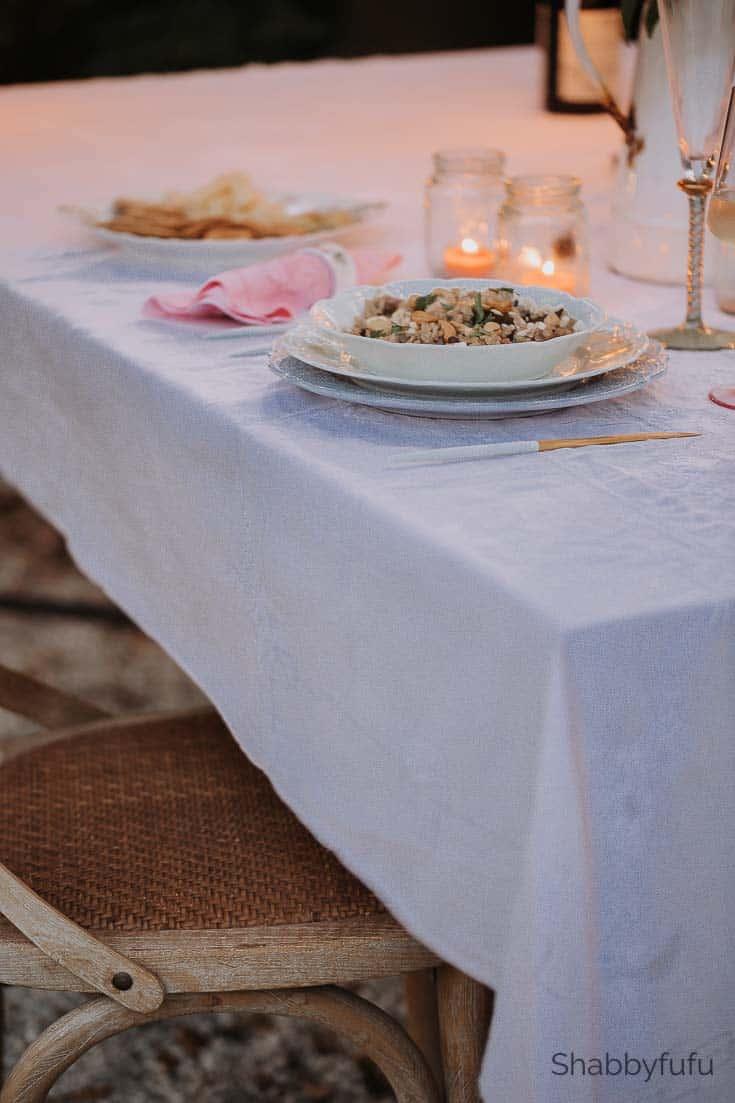 outdoor dining shabbyfufu