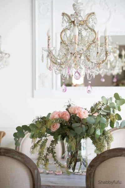 easy diy chandelier make overs