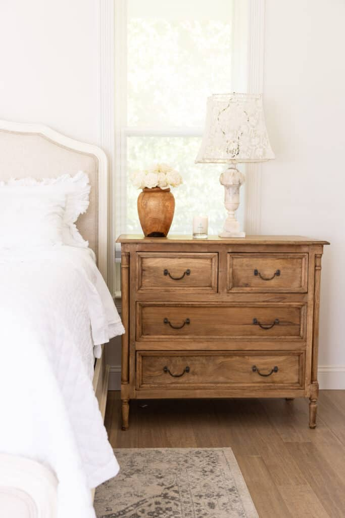 rustic nightstand chest shabbyfufu