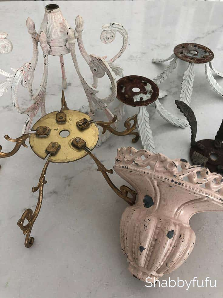 Easy Diy Cake Stands For Weddings Or, Diy Chandelier Cake Stand