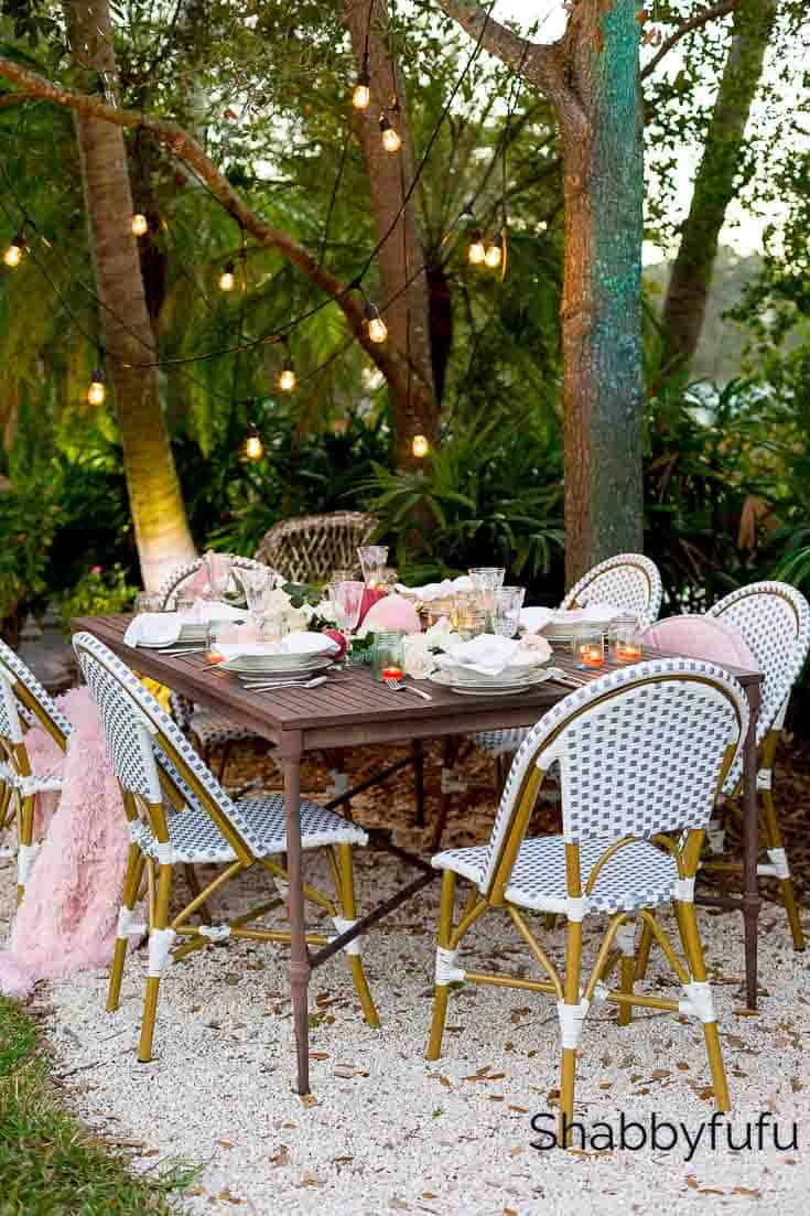 guide to outdoor furniture shopping