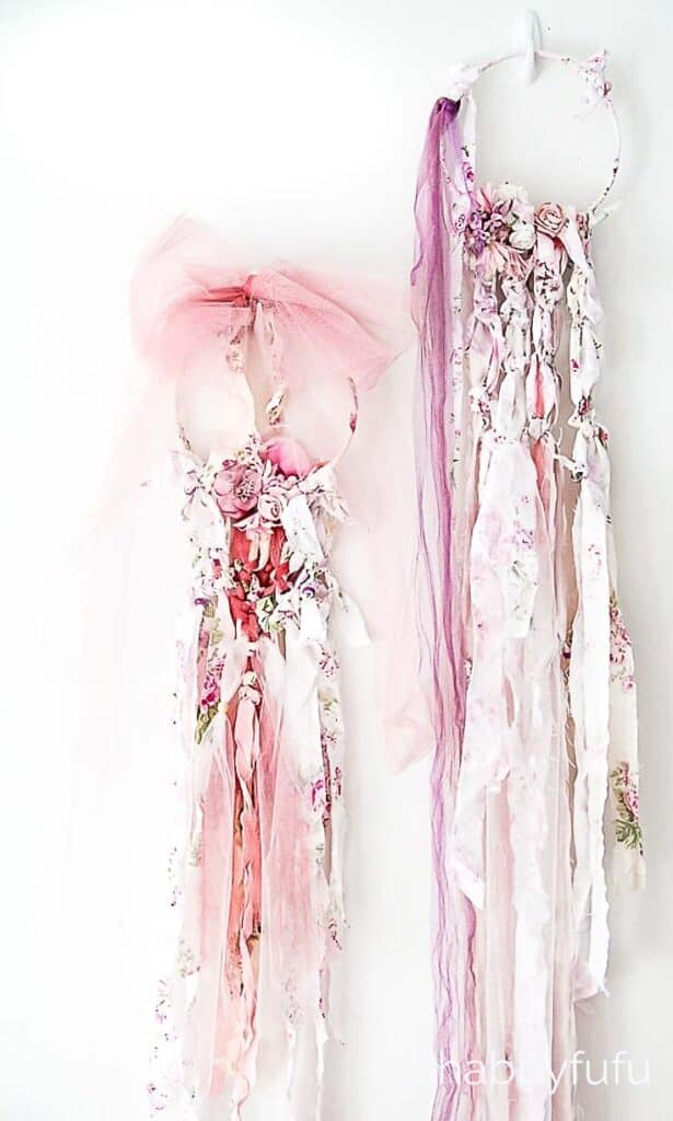 romantic spring craft ideas macrame