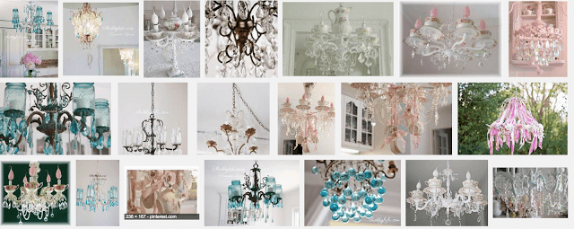 shabbyfufu tea cup chandeliers