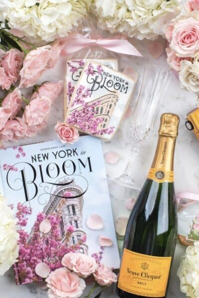 New York In Bloom book by Georgianna Lane
