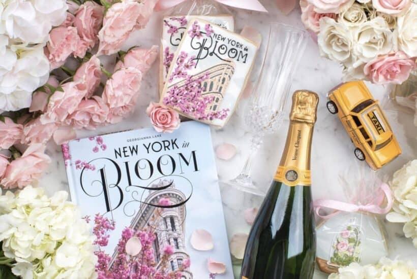 New York In Bloom book by Georgianna Lane