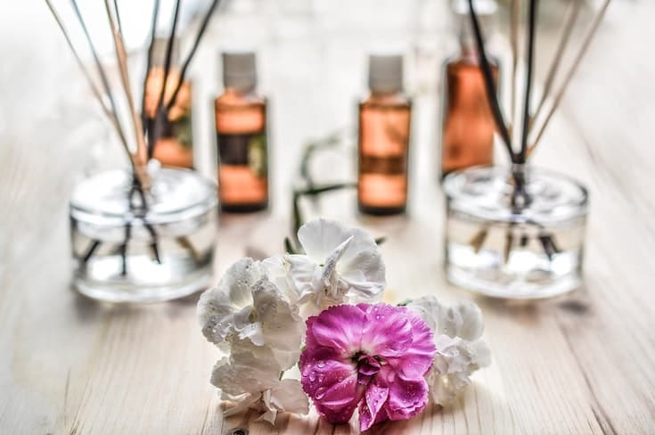 essential oils for natural home cleaning