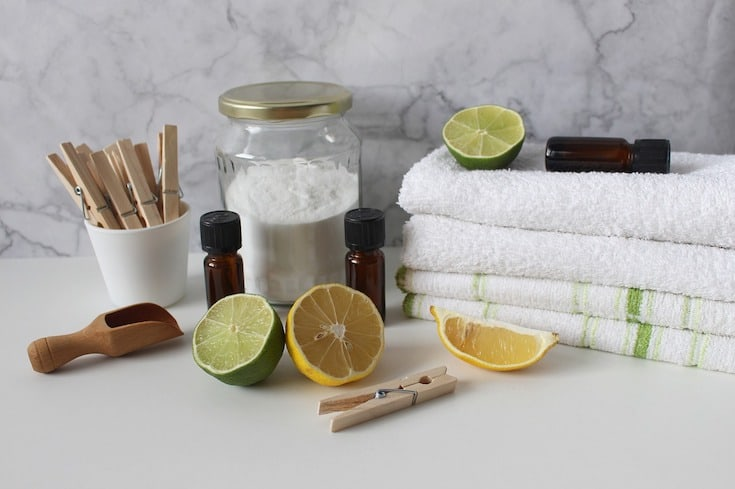 natural cleaning products for home