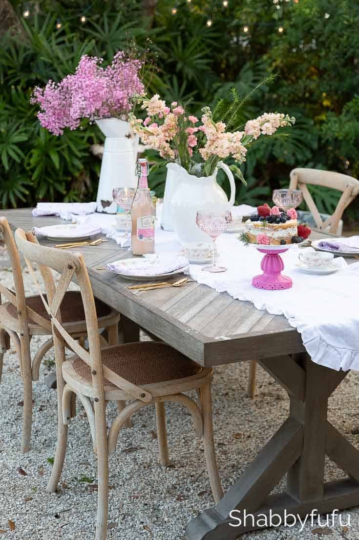 pinterest worthy spring table setting idea