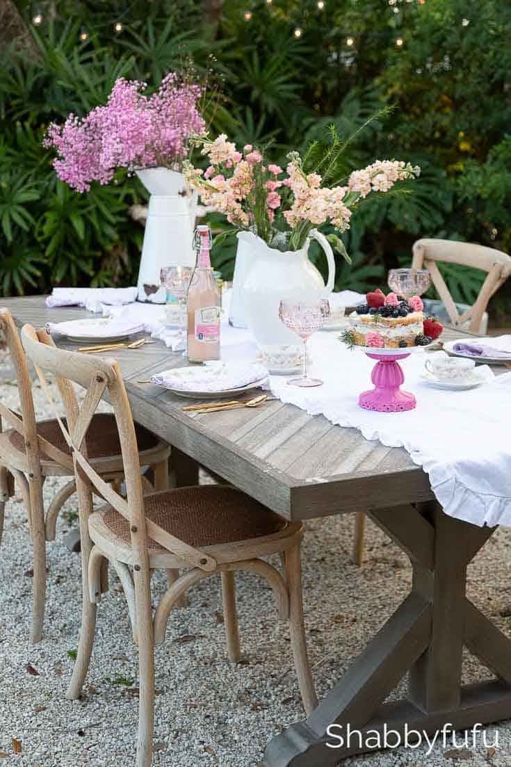 pinterest worthy spring table setting idea