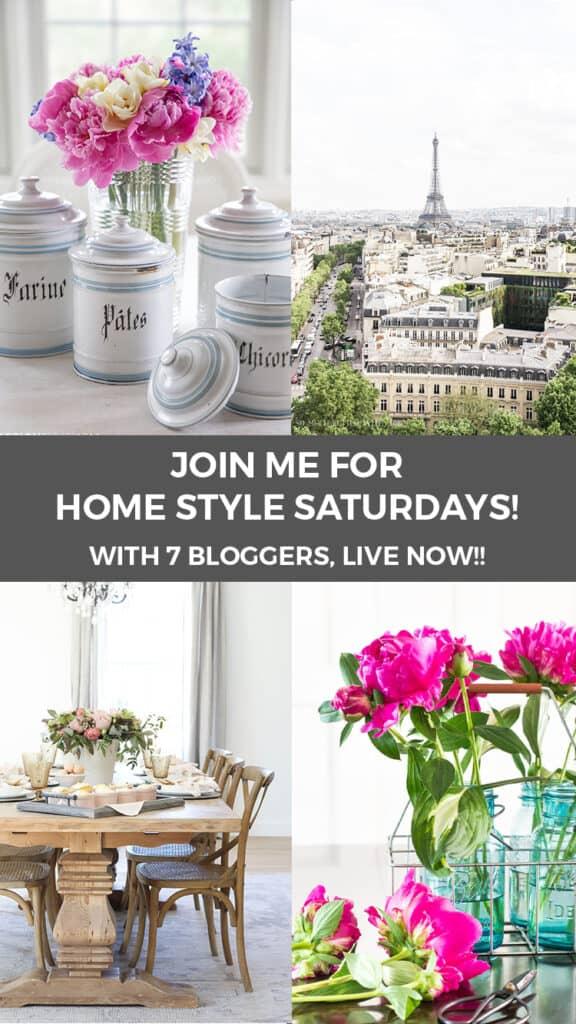 Home Style Saturdays Shabbyfufu