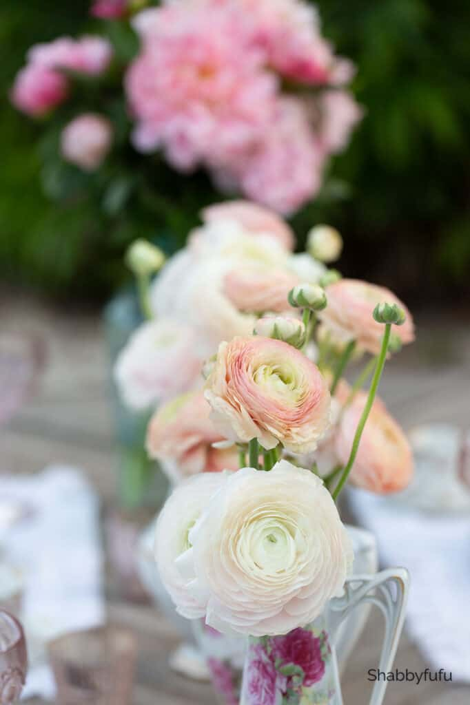 beautiful florals shabbyfufu.com
