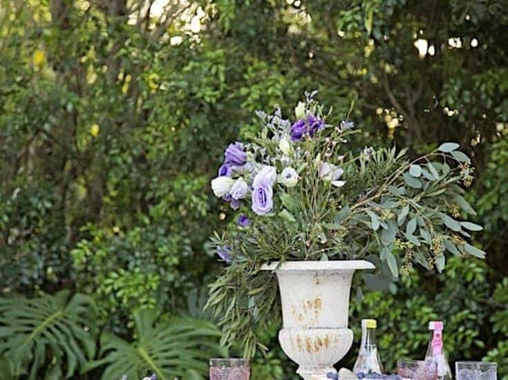 French garden shabbyfufu