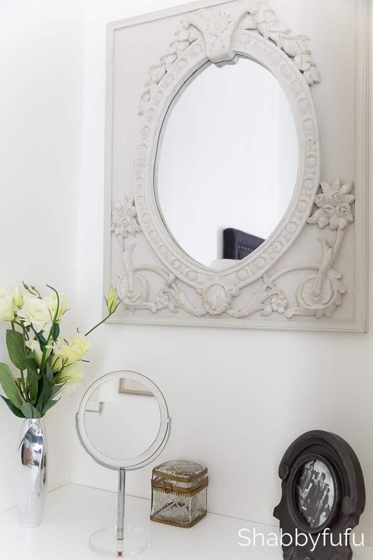 french mirror shabbyfufu