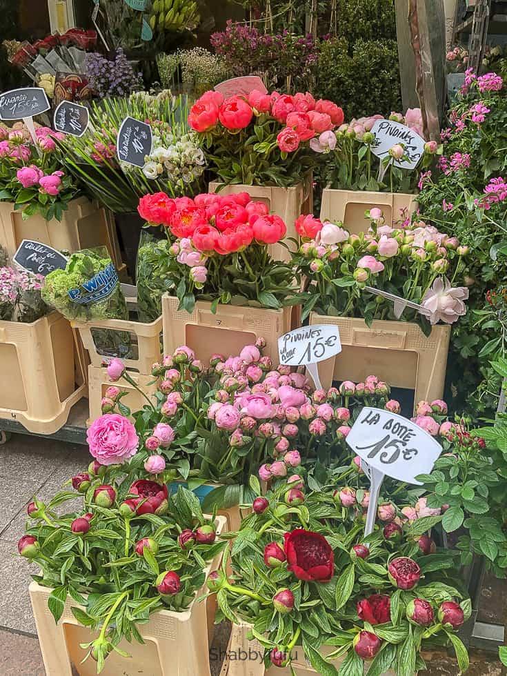 french fleuriste