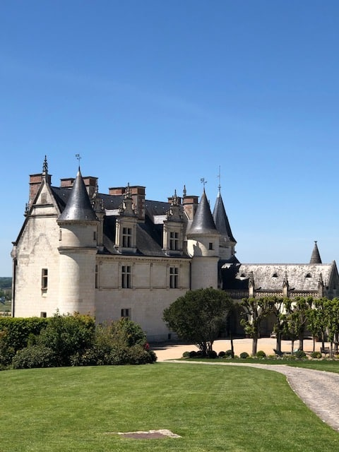 Chateau d'Amboise Paris day trips