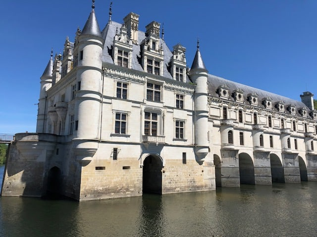 Paris day trips Chateau de Chenonceau