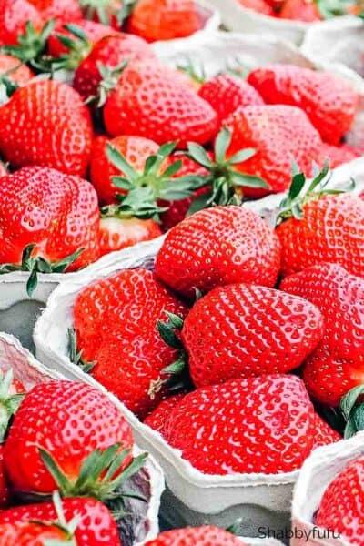 easy strawberry cobbler Bisquick