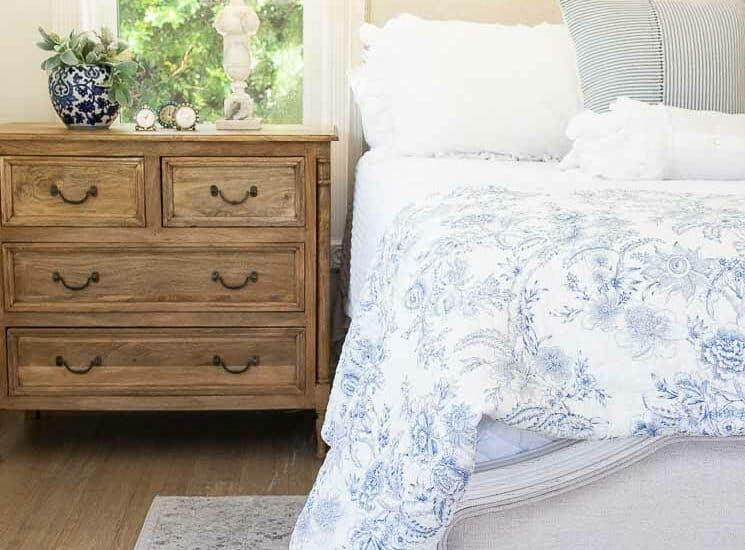 summer bedroom tips and style