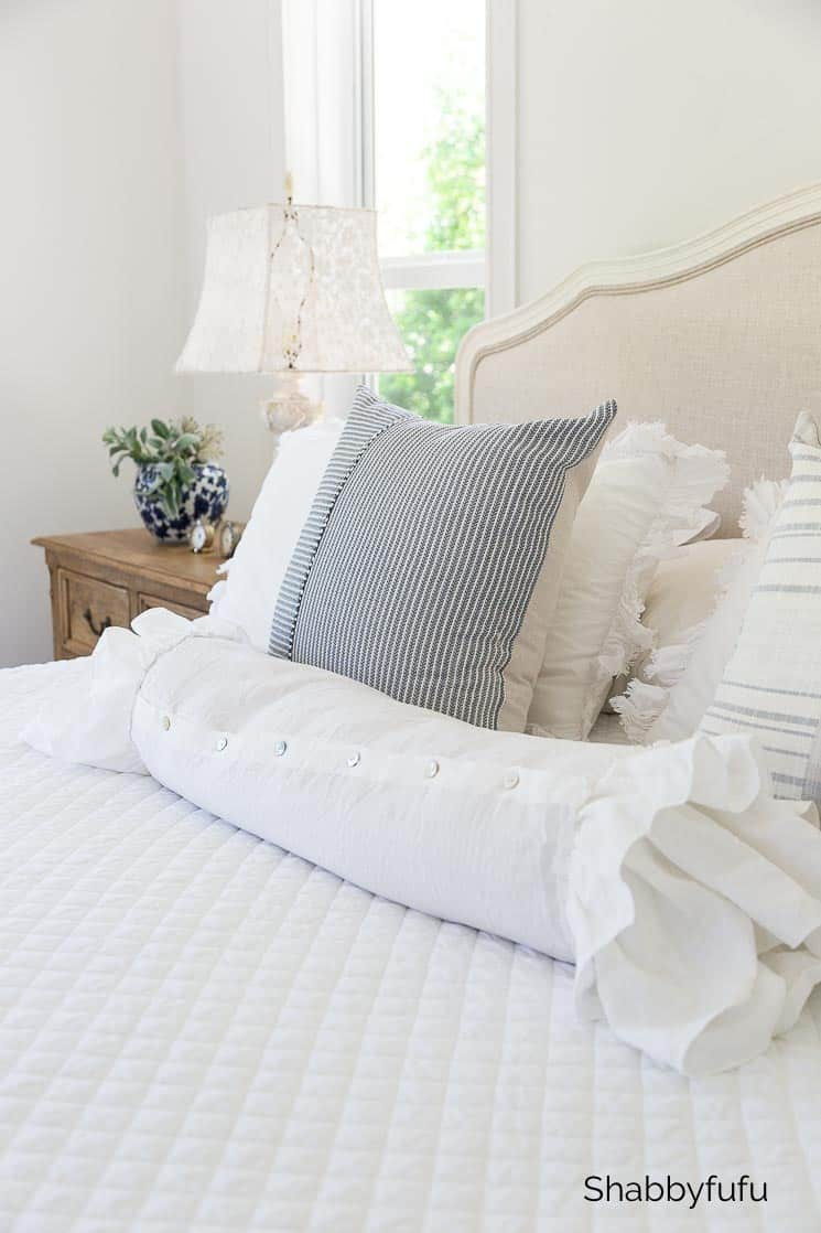 summer bedroom tips french bed