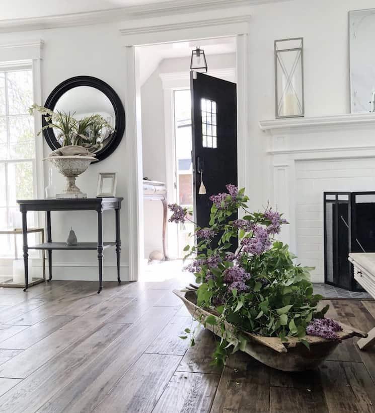 dough bowl summer house ideas decorationg
