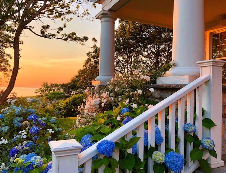 sunrise cape cod coastal home decor