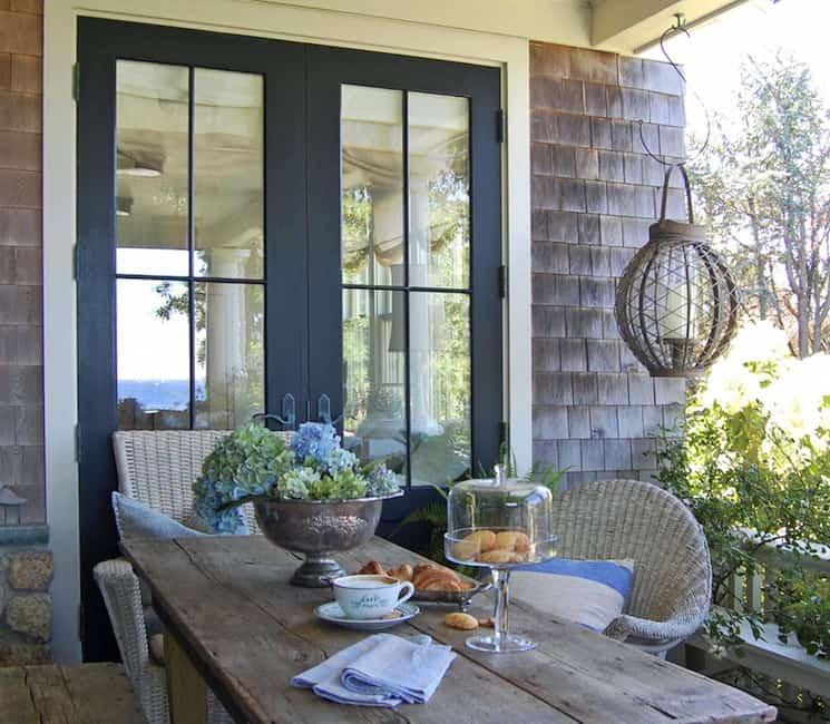 coastal home decorating ideas porch