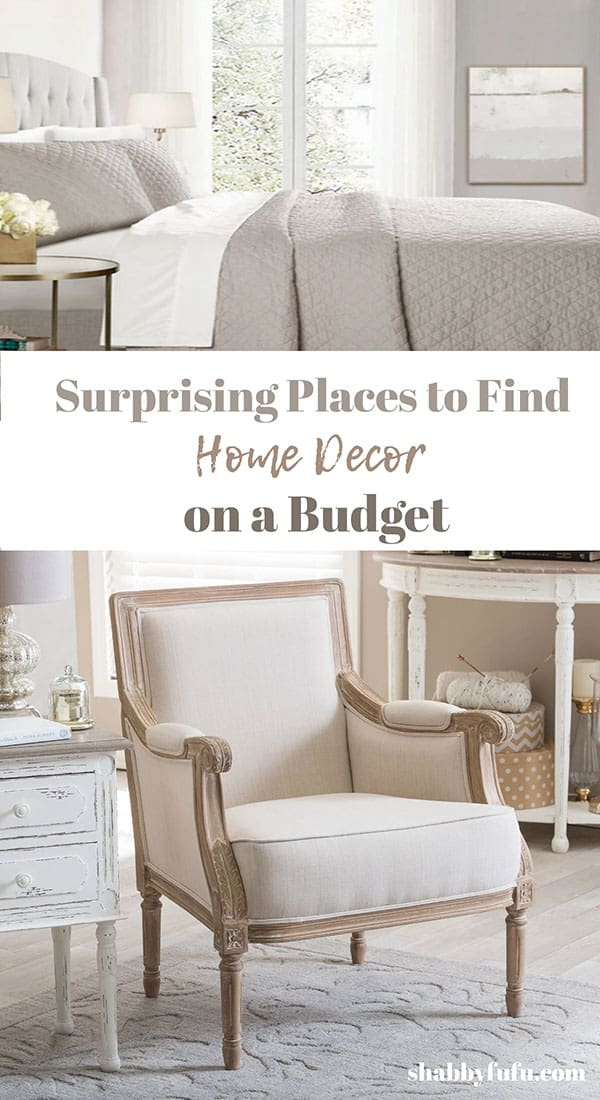 Great Places to Find Home Decor on a Budget
