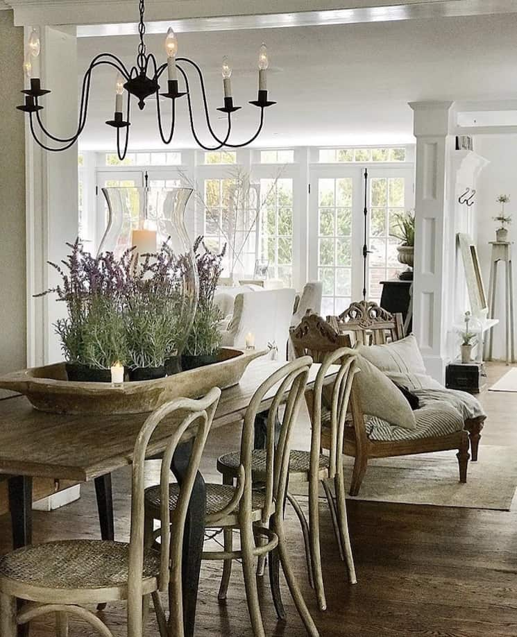 rustic french farmhouse decorating ideas