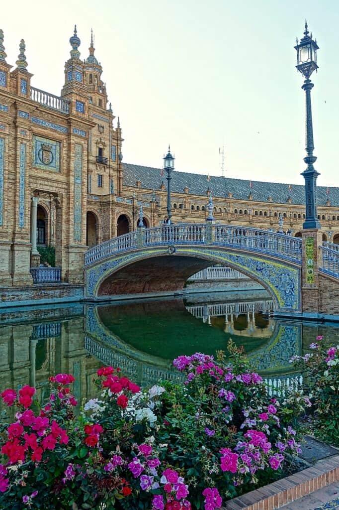 Seville plaza de espania