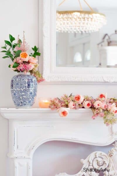 unique ways to display flowers