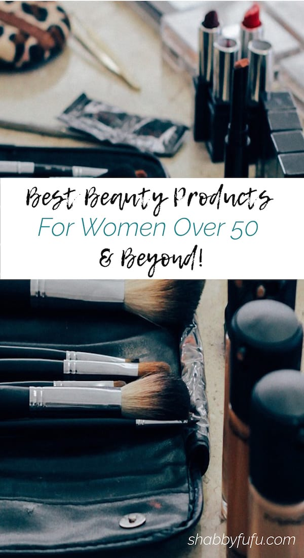 beauty over 50 and beyond products to try