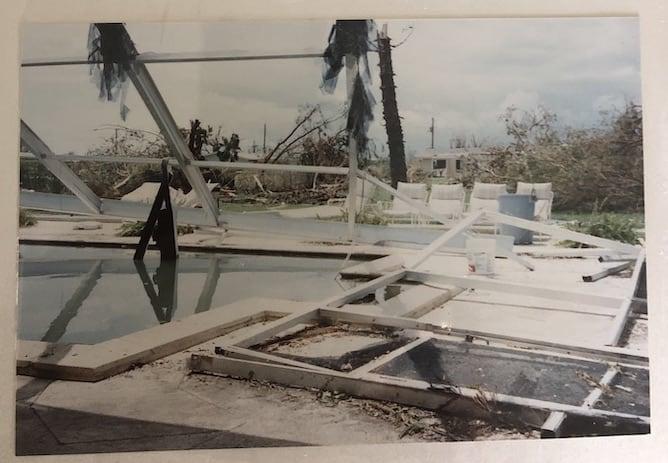 living in florida hurricane andrew damage