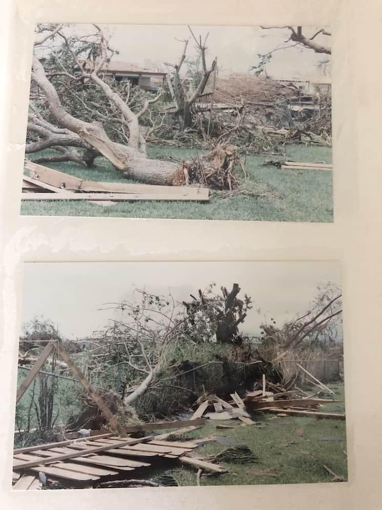 living in florida hurricane damage