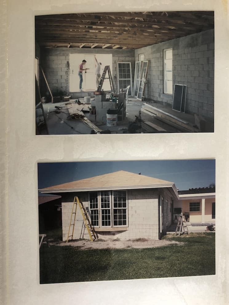 master suite addition after hurricane andrew
