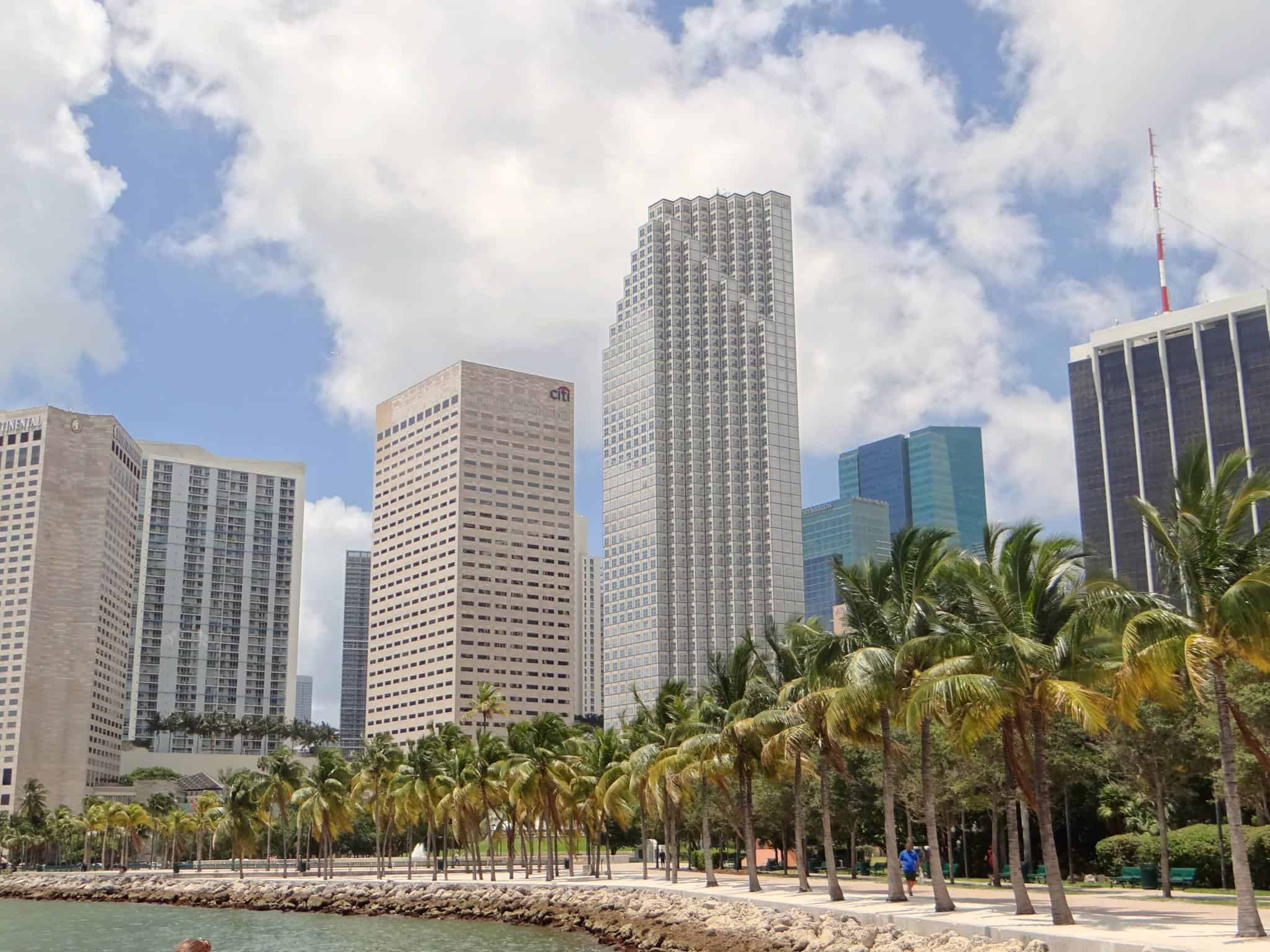 Bayfront Park Miami Attractions