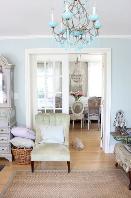 french country home tour amy chalmers