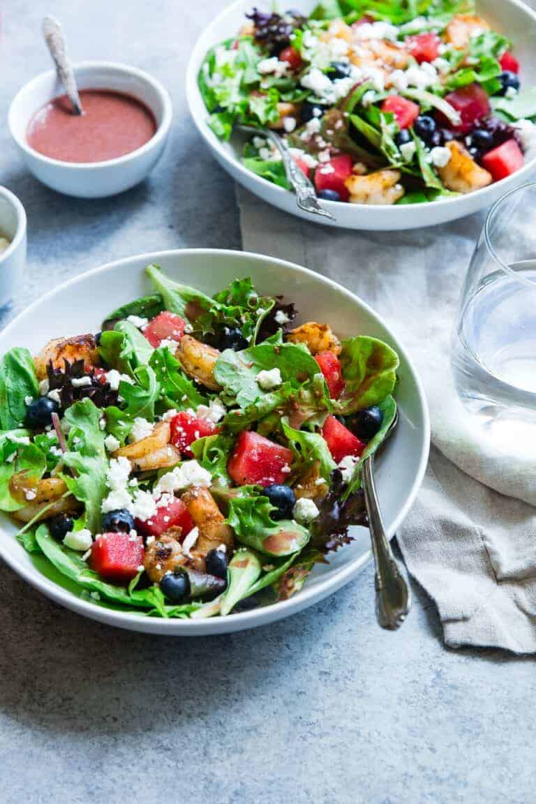 20 summer salad recipes mango season