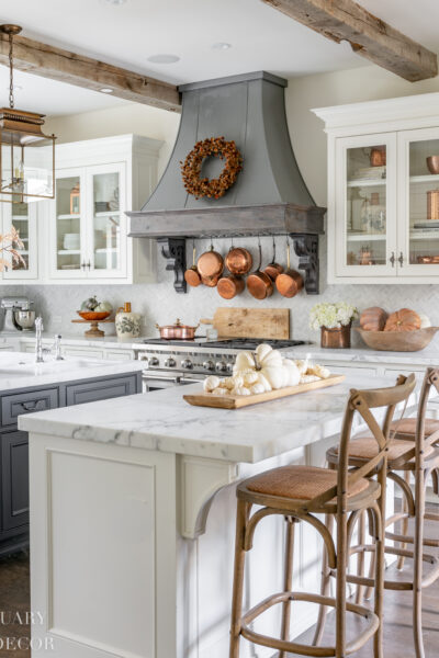 sanctuary home decor fall kitchen