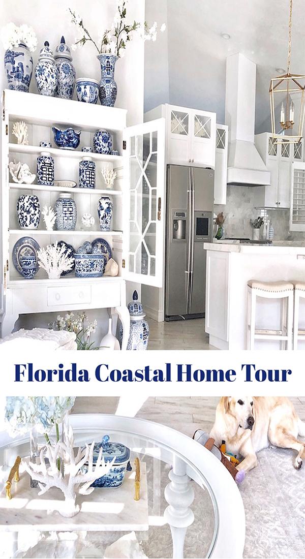 Florida Coastal Home Tour