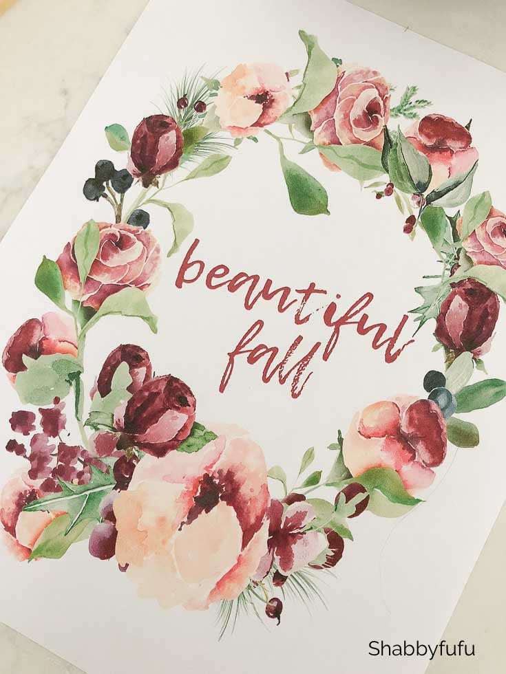 free printable beautiful fall