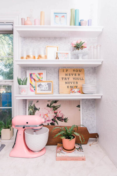 shabby chic decor vintage modern home tour