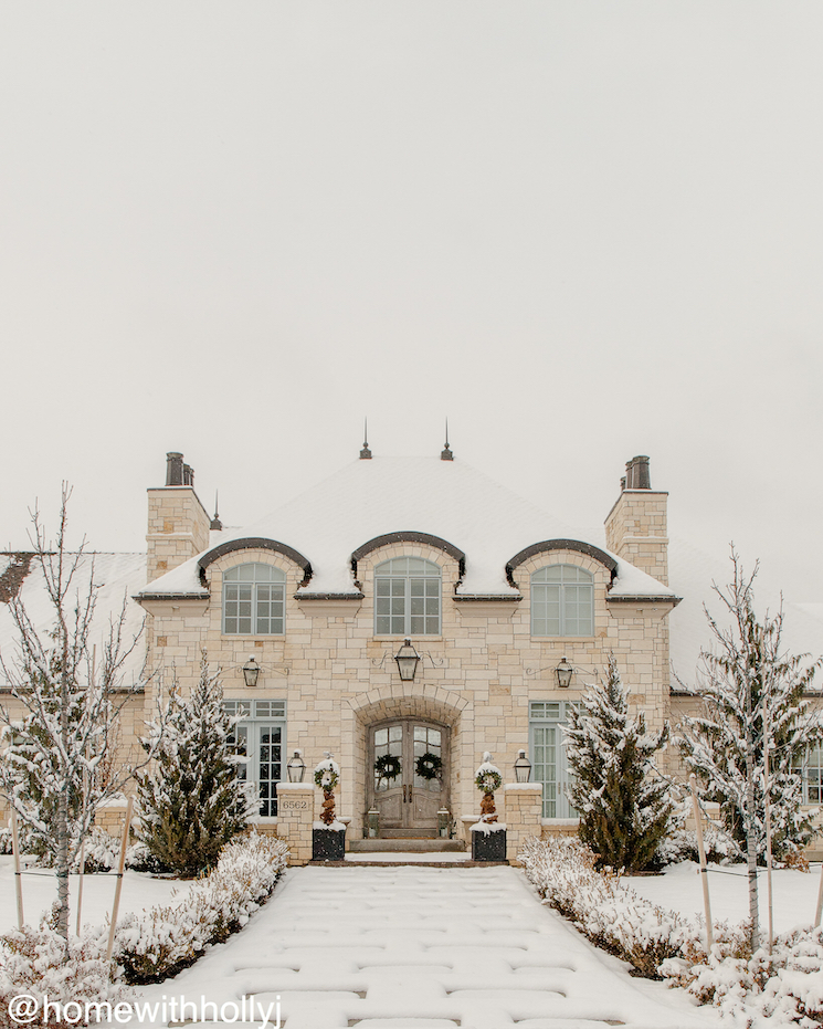 gorgeous Utah home french country style