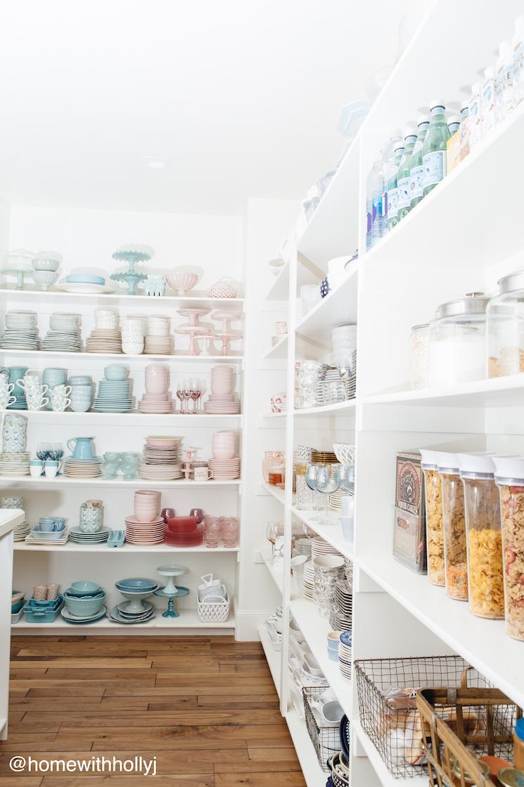 elegant pantry design