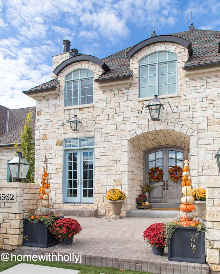 gorgeous Utah home French country design