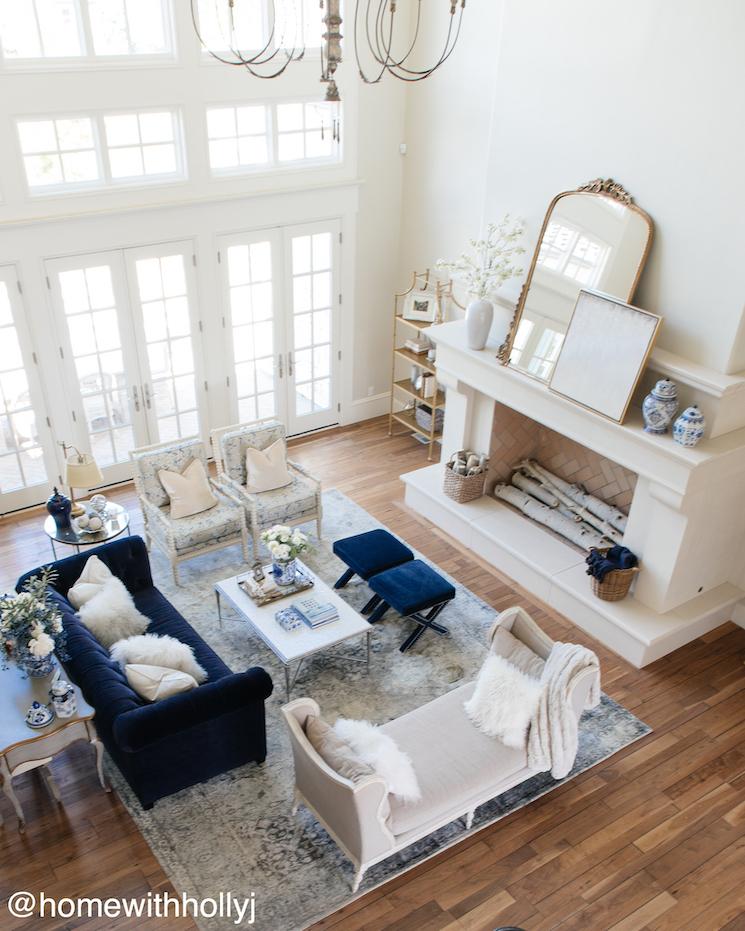 gorgeous Utah home living room