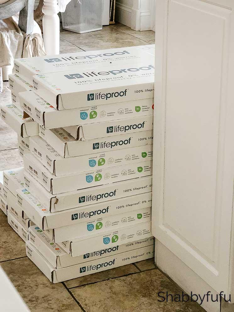 lifeproof resilient vinyl flooring