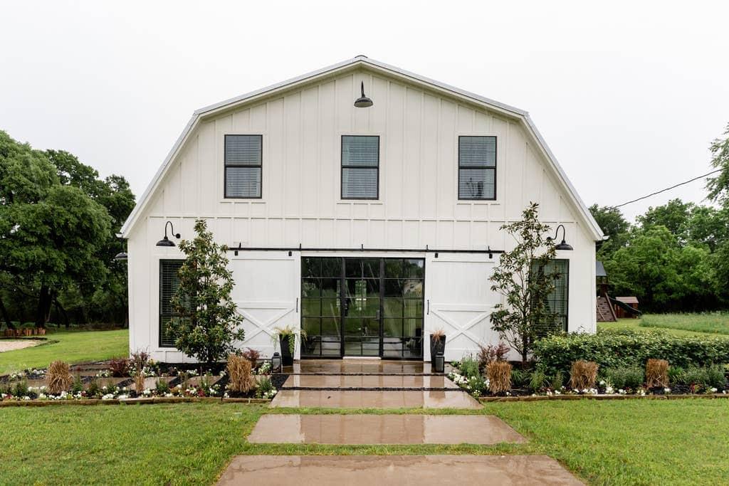The Barndominium in Waco Texas