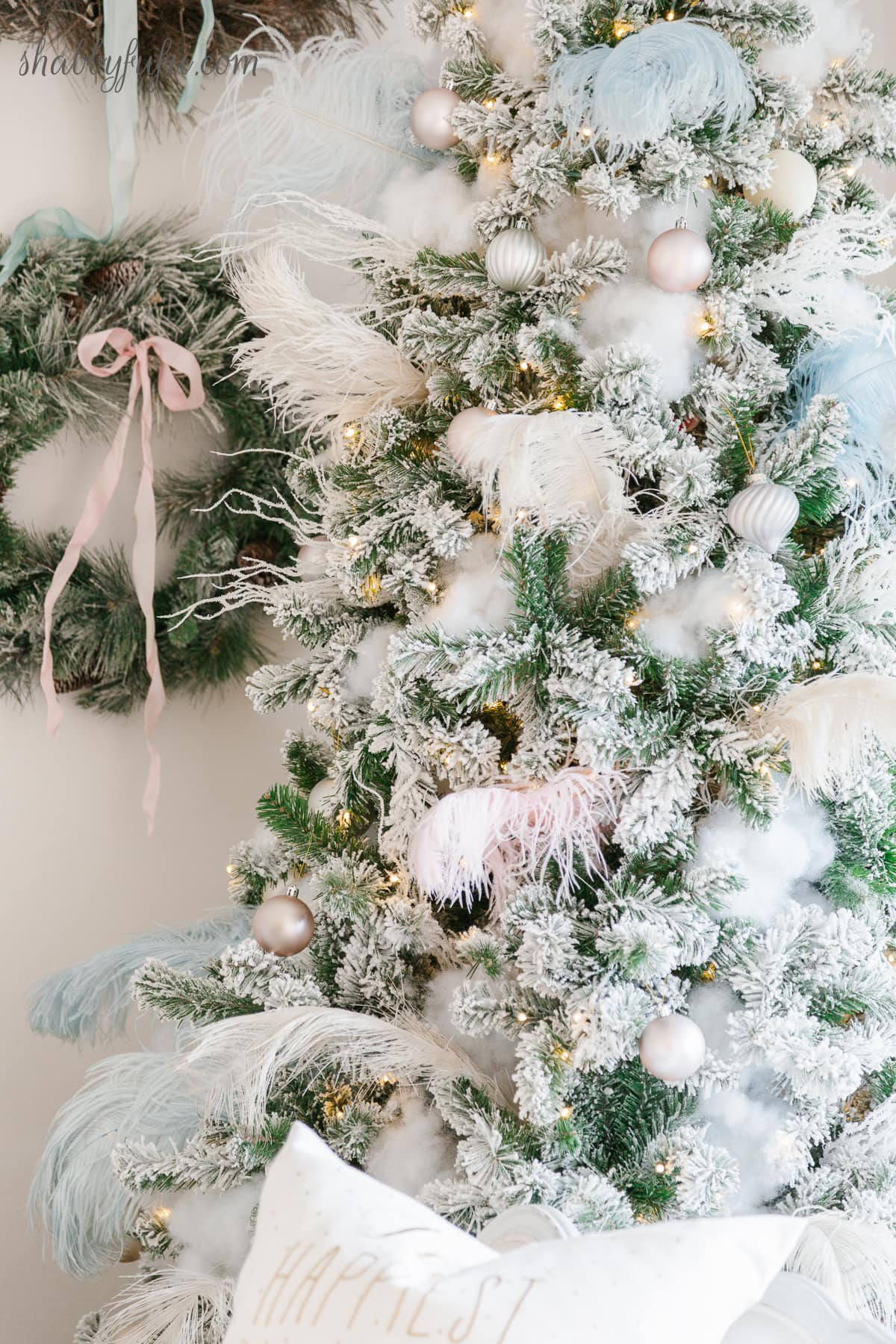 making a little Christmas magic